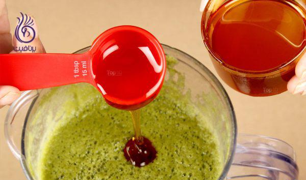 اسموتی سبز - عسل - برنافیت