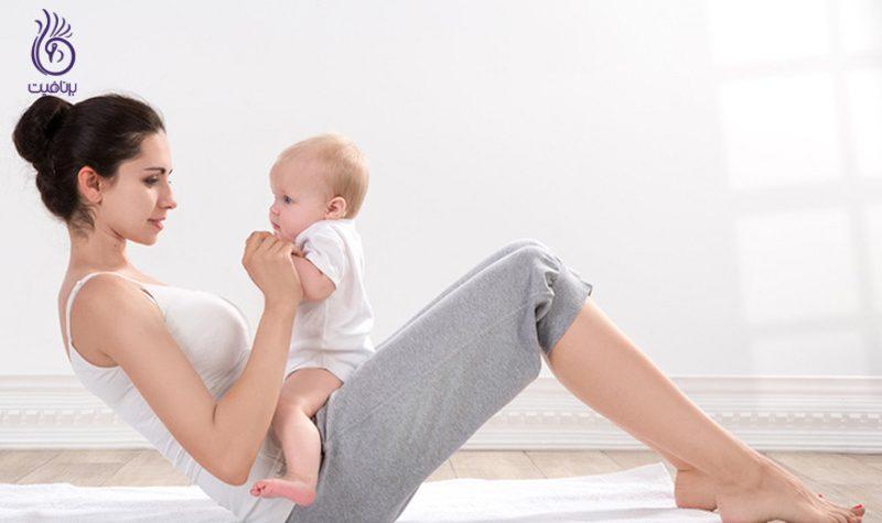 راهکارهایی برای کاهش وزن پس از بارداری - برنافیت