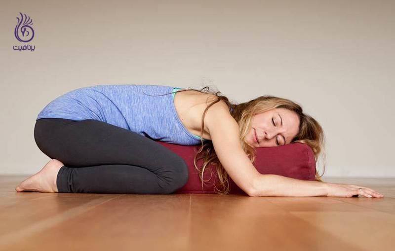 بدون دردسر شکم خود را تخت کنید! - برنافیت