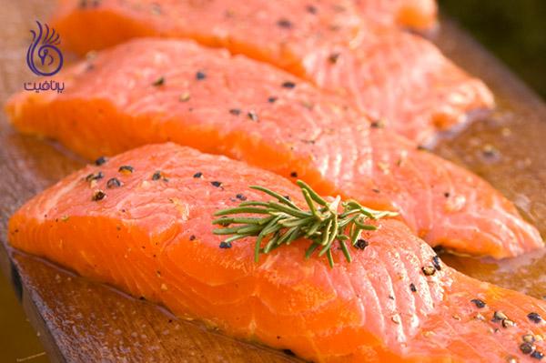 بهترین و بدترین غذاها- ماهی - برنافیت