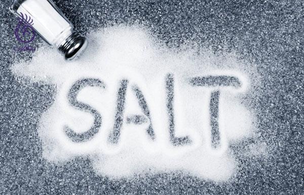 بهترین و بدترین غذاها- نمک - برنافیت