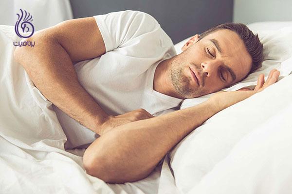 آسیب پوست - خواب - برنافیت