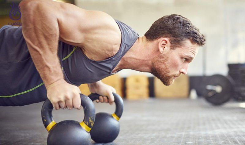 با ورزش لاغر شوید - حرکات ورزشی - برنافیت