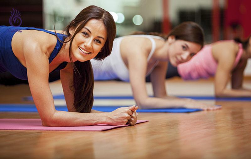 افتادگی سینه - ورزش - برنافیت