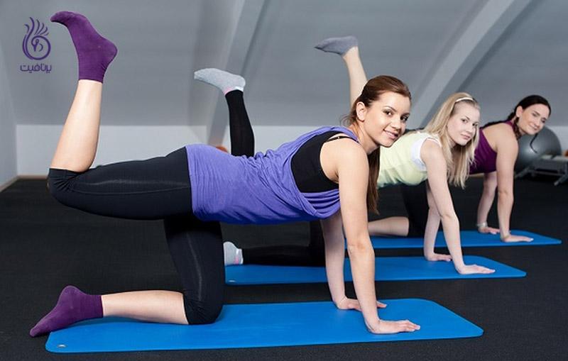 حرکات ورزشی - ورزش - برنافیت
