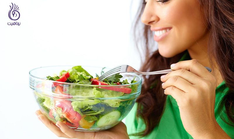 عادت غذایی سالم - برنافیت