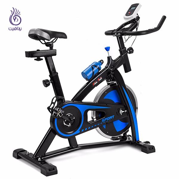 کاهش وزن سریع - دوچرخه ثابت - برنافیت