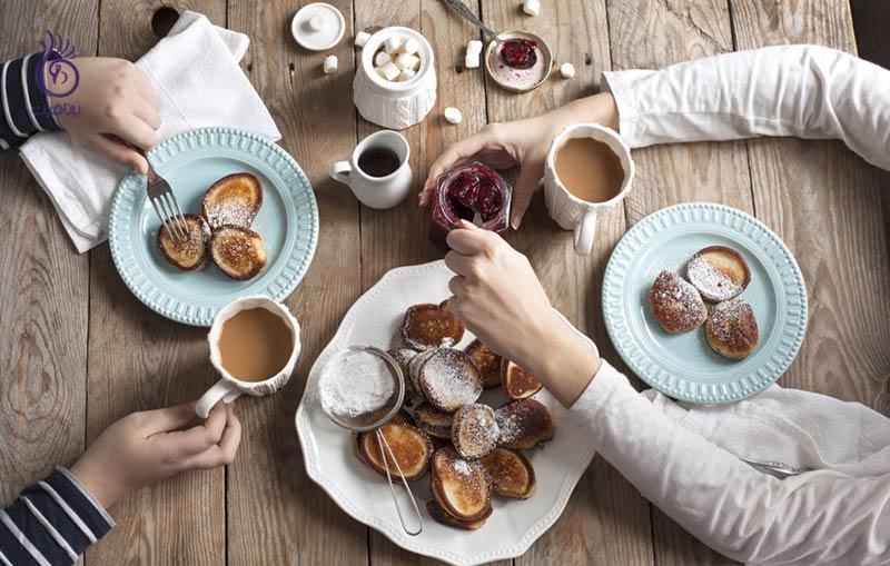صبحانه هایی که شما را چاق می کنند - برنافیت