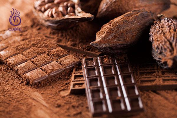 رژیم ضد التهابی - شکلات - برنافیت