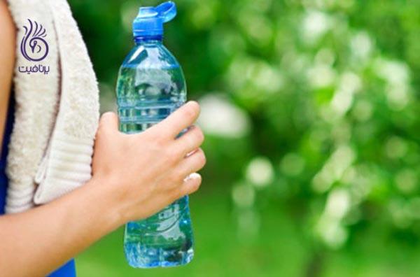 رسیدن به تناسب اندام - آب - برنافیت