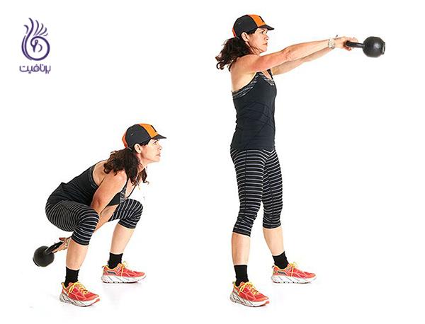 کاهش وزن سریع - ورزش - برنافیت