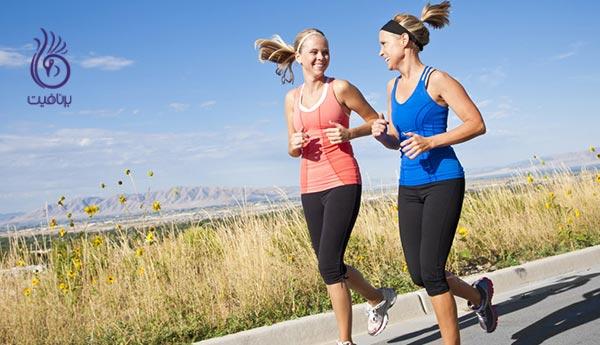 رسیدن به تناسب اندام - ورزش - برنافیت