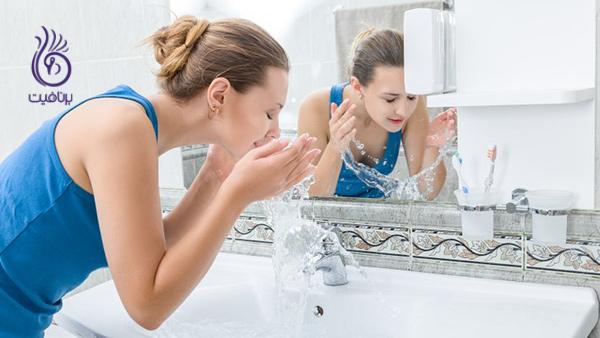 آرایش - شستشوی صورت - برنافیت
