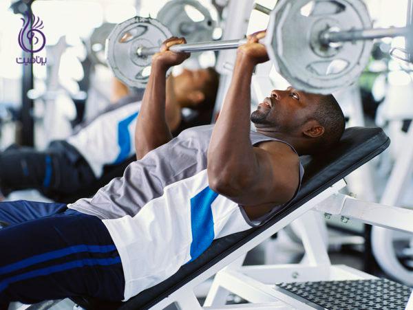کمر باریک - ورزش - برنافیت