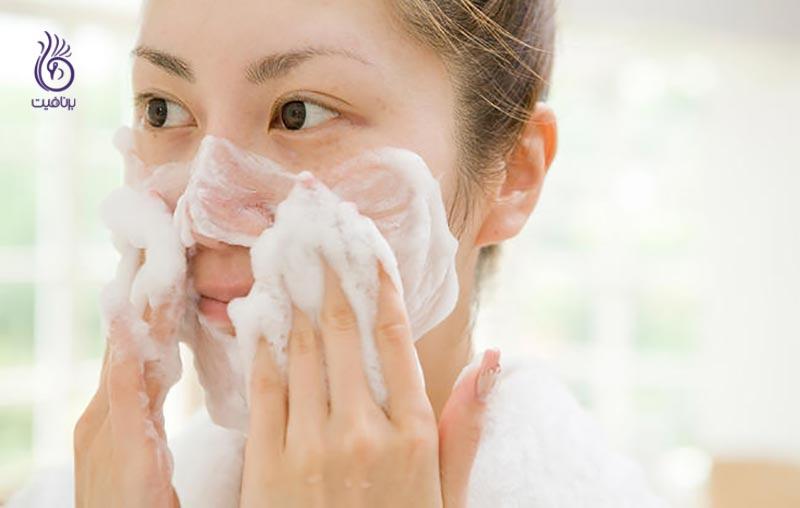 اشتباهاتی که پوست شما را چروک می کند - برنافیت