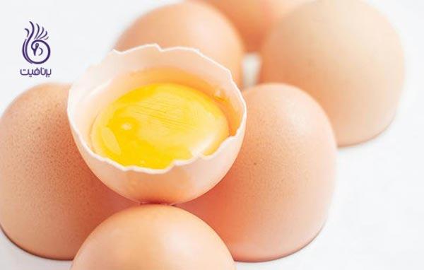 بهترین غذاها برای پوست شما - برنافیت