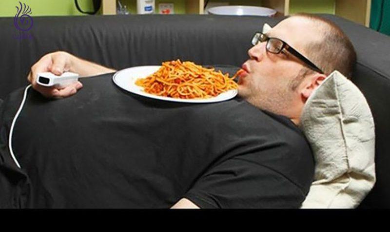 پرخوری- کاهش وزن آسان- برنافیت