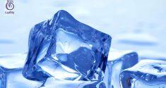 زیبایی پوست- یخ- برنافیت