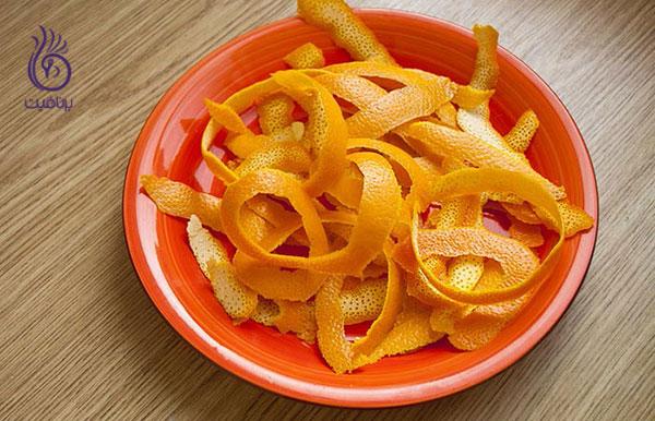 درمان شوره سر- پوست پرتقال- برنافیت
