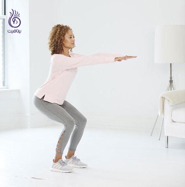 حرکات ورزشی- برنافیت