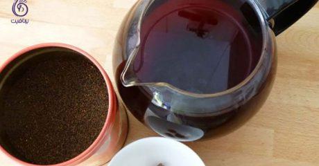 چای سیاه- زیبایی- برنافیت