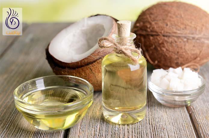 مصرف روغن نارگیل برای سفت کردن سینه