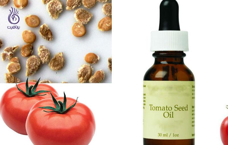 روغن هسته گوجه فرنگی- زیبایی- برنافیت