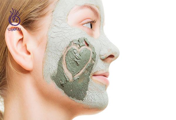 پوست چرب- ماسک- زیبایی