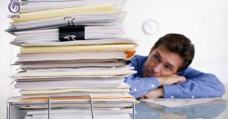 موفقیت و انگیزه- تاخیر در انجام کارها- برنافیت