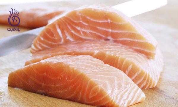 پروتئین- سالمون- برنافیت