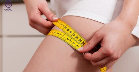 لاغری ران ها- ورزش و تناسب اندام- برنافیت