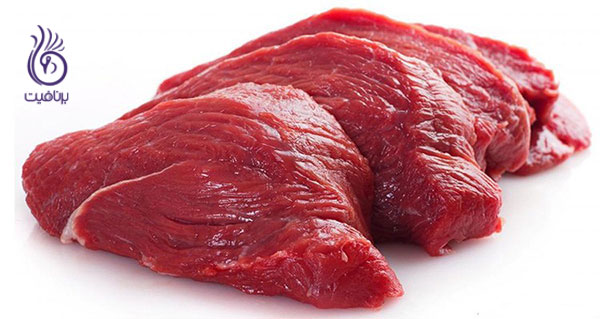 گوشت- تغذیه- برنافیت