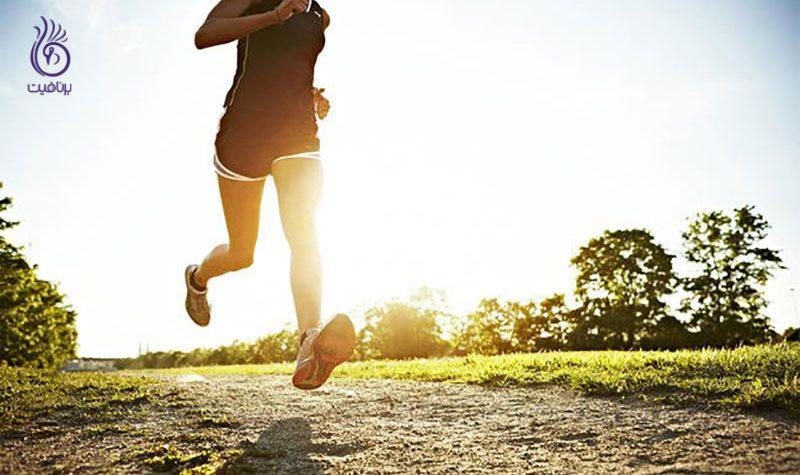 حرکت ورزشی- ورزش و تناسب اندام- برنافیت