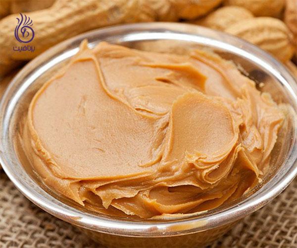 کره بادام زمینی- تغذیه- برنافیت