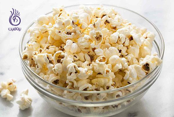 پاپ کورن- تغذیه- برنافیت