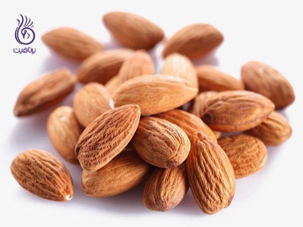 بادام- تغذیه- برنافیت
