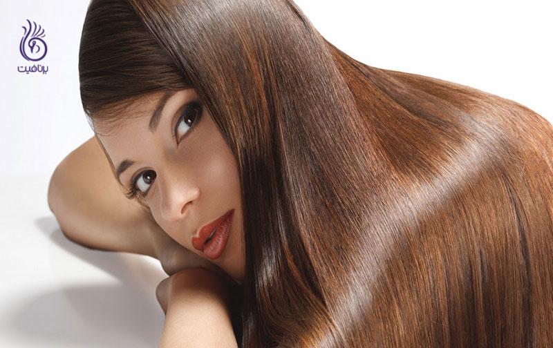 موهای زیبا- سبک زندگی- برنافیت