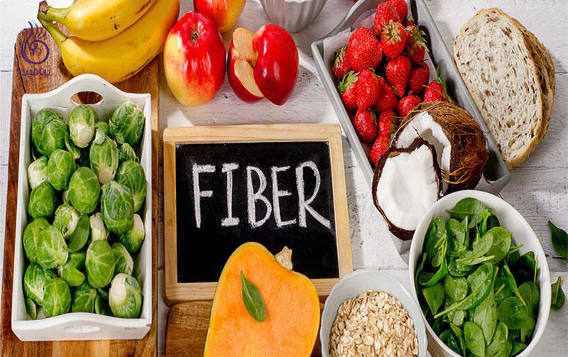 غذاهای فیبردار- تغذیه- برنافیت
