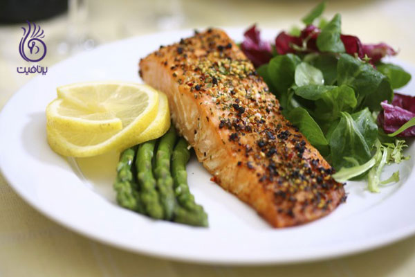 افزایش سایز سینه ها- ماهی- برنافیت