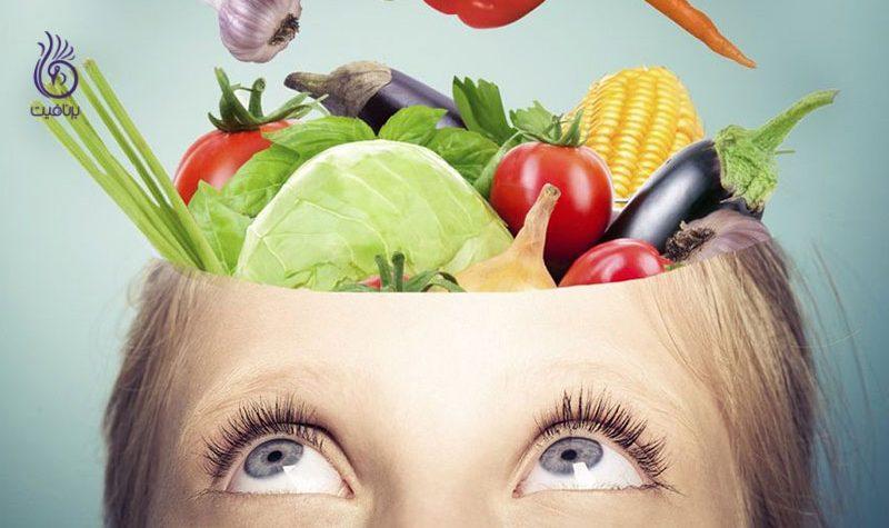 روانشناسی تغذیه- سبک زندگی- برنافیت