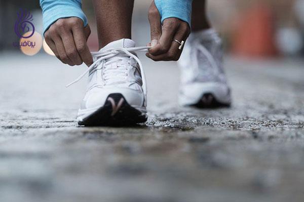 کالری سوزی- ورزش و تناسب اندام- برنافیت