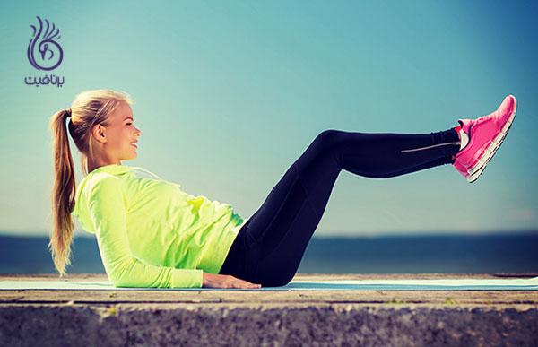 ورزش صبحگاهی- سبک زندگی- برنافیت