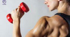 ماهیچه سازی- تناسب اندام- برنافیت