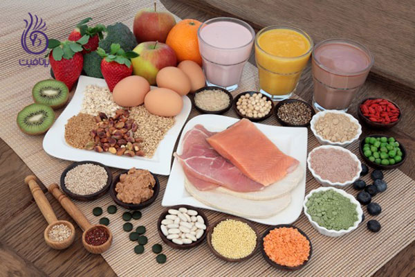 ماهیچه سازی- پروتئین- برنافیت