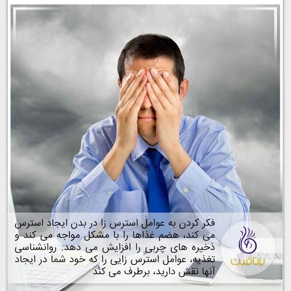 روانشناسی تغدیه