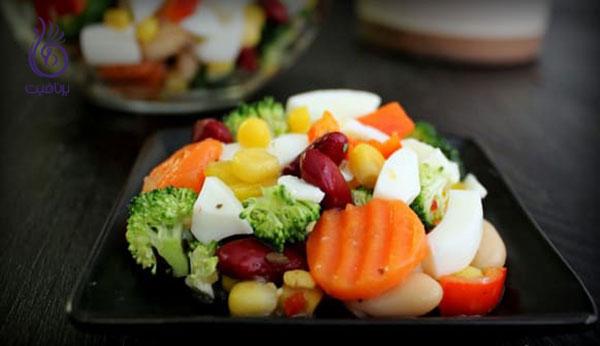 سبزیجات- سبک زندگی- برنافیت