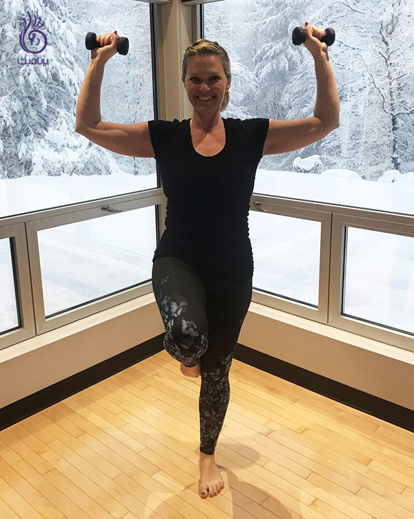 عضلات شانه و بازو- ورزش- برنافیت