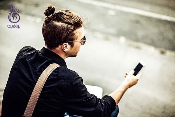 ریزش موها- زیبایی- برنافیت