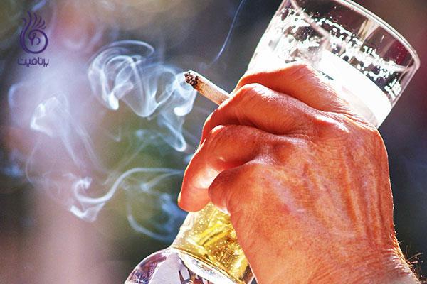 سیگار- زیبایی- برنافیت