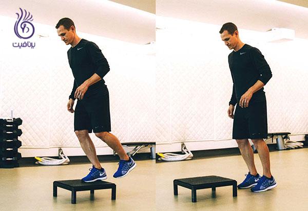 سلولیت- ورزش و تناسب اندام- برنافیت